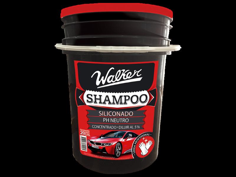 Shampoo Siliconado